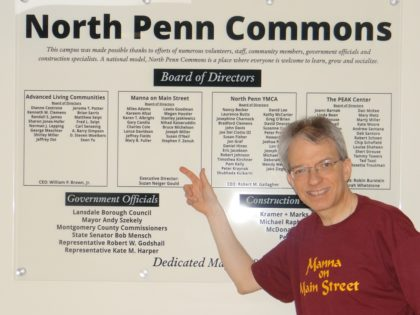 Stanley P. Jaskiewicz Recognized at North Penn Commons