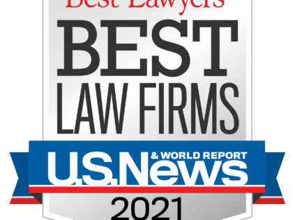 "Spector Gadon Rosen Vinci named to U.S News & World Report's Prestigious ""Best Law Firms"" 2021 List"