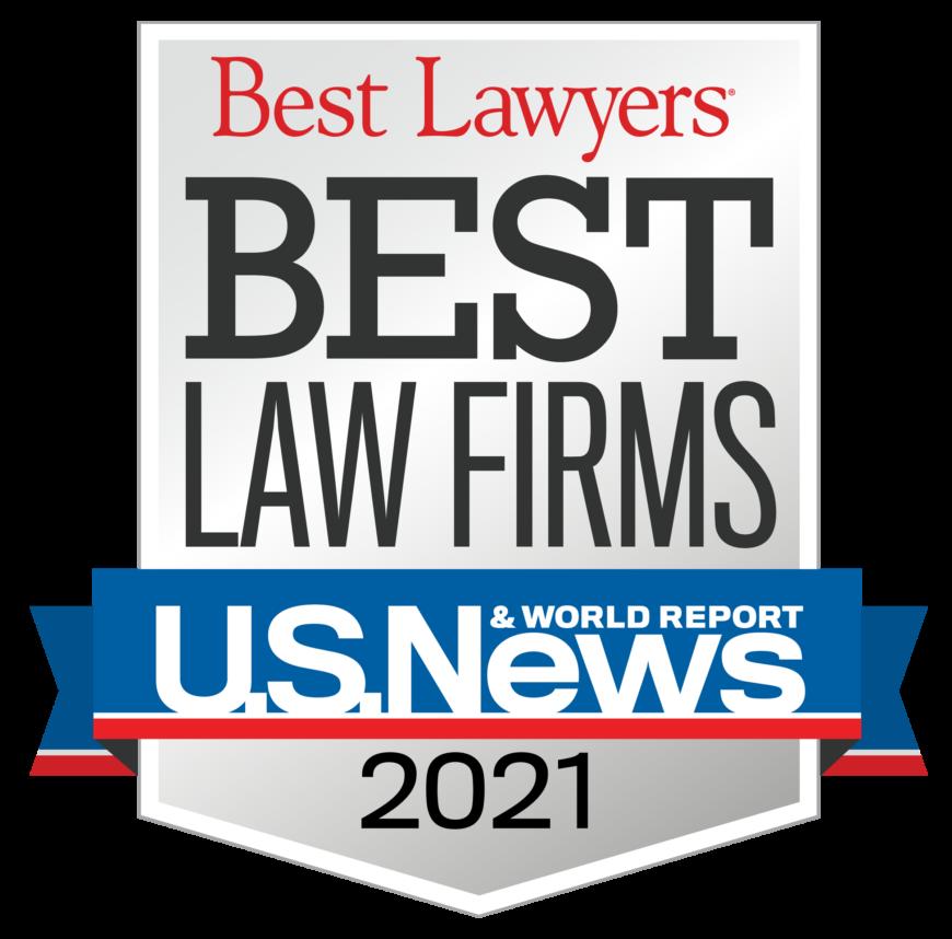 "Spector Gadon Rosen Vinci named to U.S News & World Report's Prestigious ""Best Law Firms"" 2021 List"
