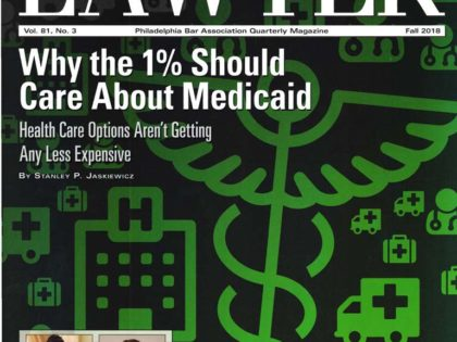 Why the 1% Should Care About Medicaid
