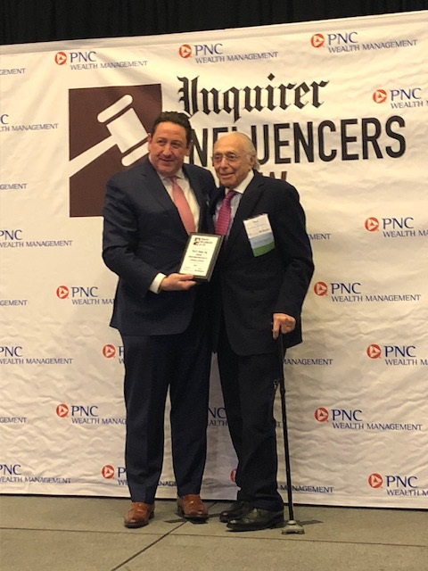 "Paul R. Rosen and Alan B. Epstein Selected as Philadelphia Inquirer 2019 ""Influencers of Law"""
