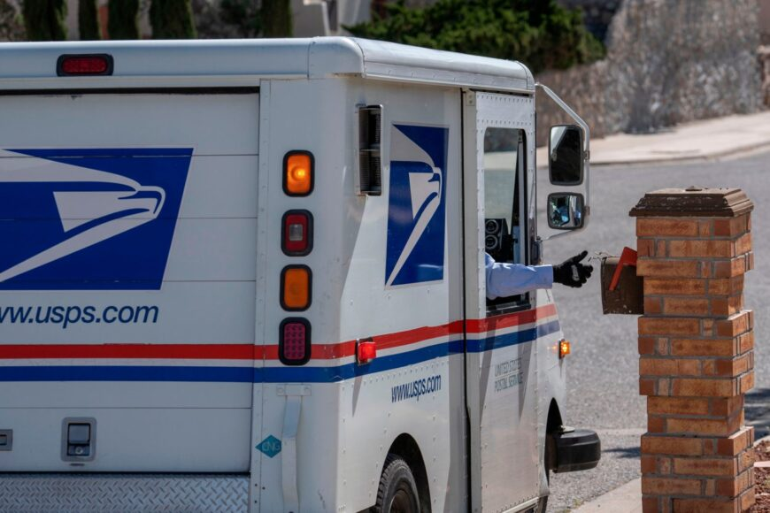 US-HEALTH-VIRUS-USPS